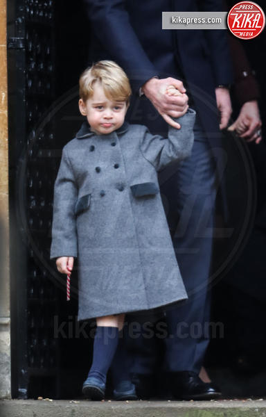 Prince George - Englfield - 25-12-2016 - Pippa Middleton: tutti i numeri del matrimonio (da 300mila euro)