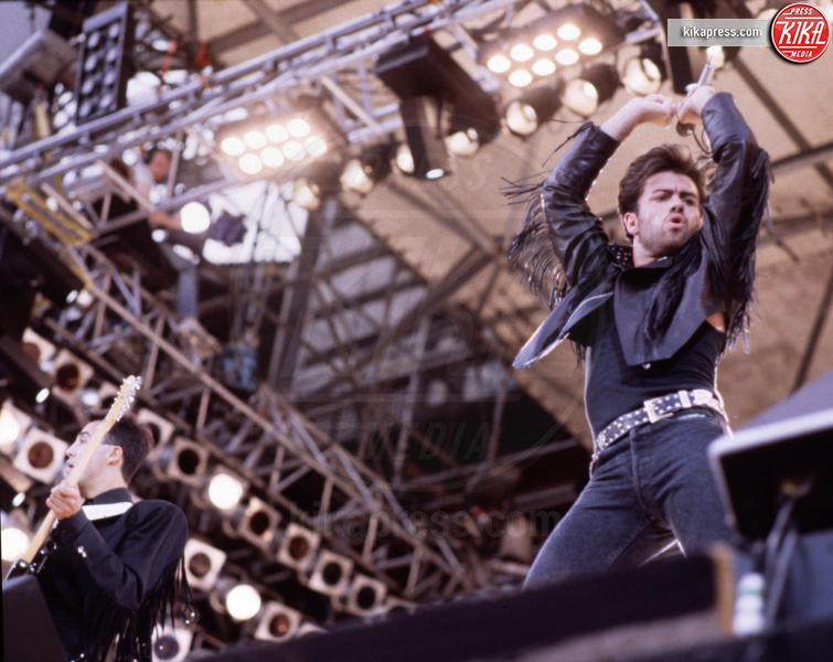 George Michael - Londra - 28-06-1986 - George Michael: l'incredibile villa costruita con la Nasa