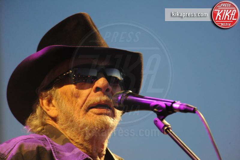 Merle Haggard - Chicago - 12-09-2015 - Live fast, die young: ancora una morte prematura