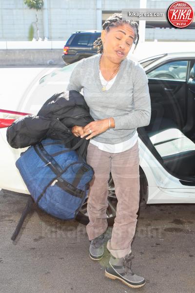 Doria Radlan, Doria Ragland - Los Angeles - 24-12-2016 - Carole e Doria: suocere Windsor a confronto