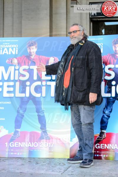Diego Abatantuono - Roma - 28-12-2016 - Mister Felicità ha un nome, Alessandro Siani