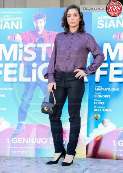 Cristina Dell'Anna - Roma - 28-12-2016 - Mister Felicità ha un nome, Alessandro Siani