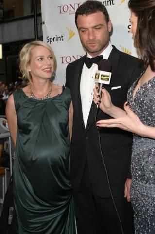 Liev Schreiber, Naomi Watts - New York - Naomi Watts e Liev Schrieber presto sposi ?