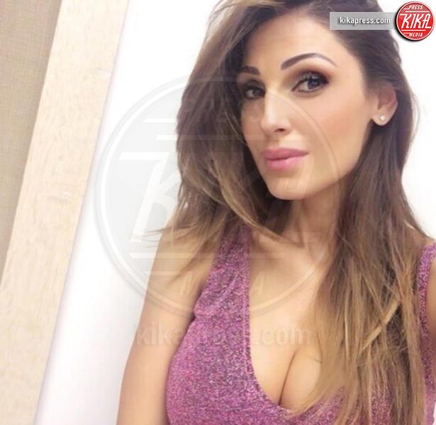 Anna Tatangelo - Milano - 30-12-2016 - Anna e Gigi in crisi: ecco la verità di Claudio D'Alessio