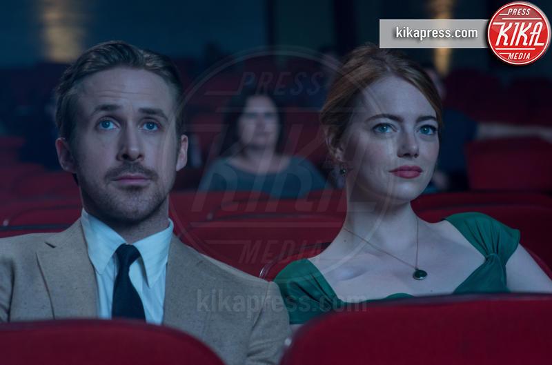 Emma Stone, Ryan Gosling - 20-08-2015 - Golden Globe 2017: La la Land Miglior commedia o musical