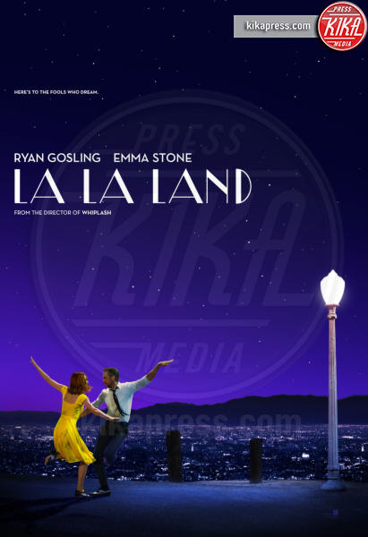 La La Land - 20-08-2015 - Golden Globe 2017: La la Land Miglior commedia o musical