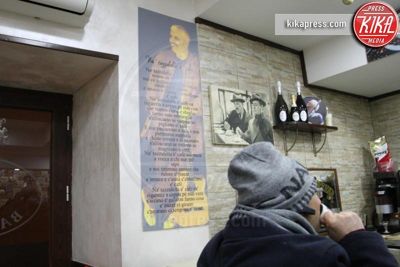 Banner, Pino Daniele, Manifesto - Napoli - 04-01-2017 - Pino Daniele, Napoli lo ricorda a due anni dalla scomparsa
