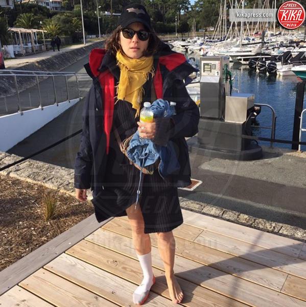 Marion Cotillard - Parigi - 07-01-2017 - Che imbarazzo Marion Cotillard: tutta colpa del marito burlone