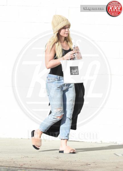 Hilary Duff - Los Angeles - 06-01-2017 - Chiara Ferragni e Gigi Hadid cercano il pelo... nelle pantofole!