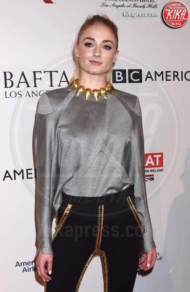 Sophie Turner - Los Angeles - 07-01-2017 - Trono di Spade: lo stipendio degli attori per ogni puntata