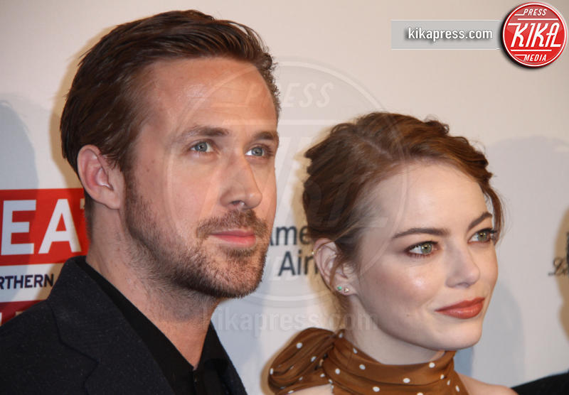 Emma Stone, Ryan Gosling - Los Angeles - 07-01-2017 - Ryan Gosling: Migliore attore in una commedia o in un musical