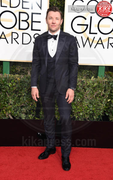 Joel Edgerton - Beverly Hills - 08-01-2017 - Golden Globe 2017: gli arrivi sul red carpet