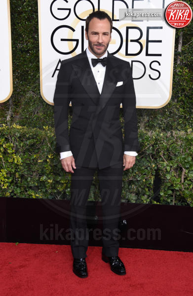 Tom Ford - Beverly Hills - 08-01-2017 - Golden Globe 2017: gli arrivi sul red carpet