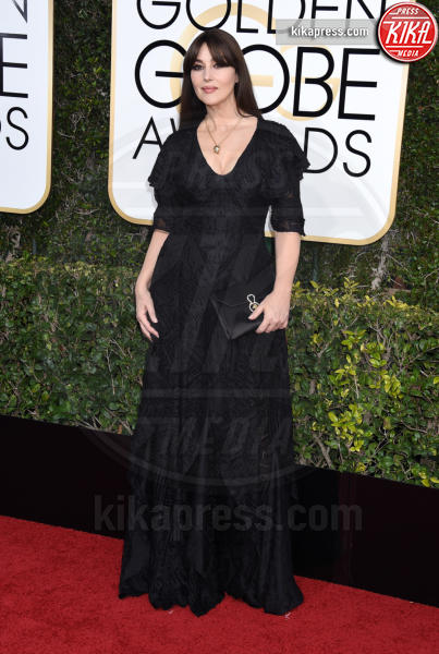 Monica Bellucci - Beverly Hills - 08-01-2017 - Golden Globe 2017: gli arrivi sul red carpet