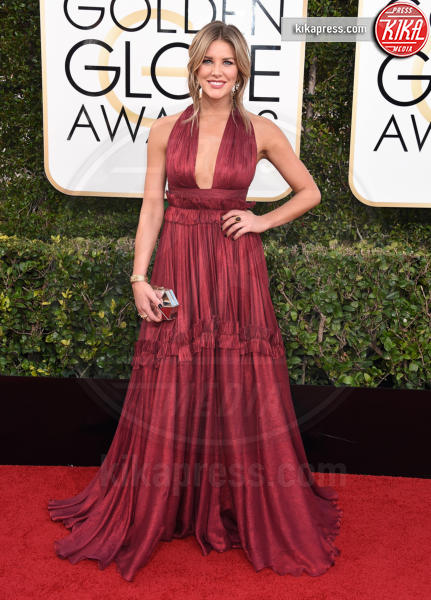 Charissa Thompson - Beverly Hills - 08-01-2017 - Golden Globe 2017: il red carpet va preso di petto
