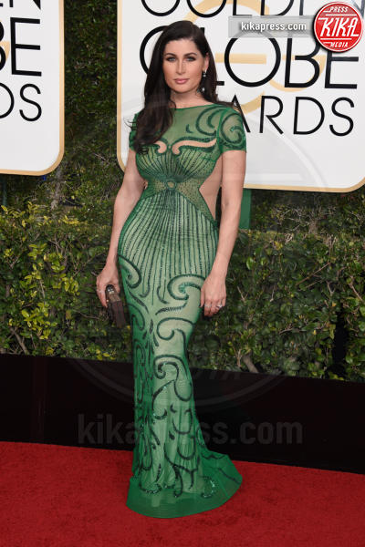 Trace Lysette - Beverly Hills - 08-01-2017 - Golden Globe 2017: gli arrivi sul red carpet
