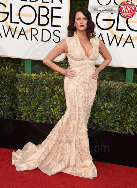 Amy Landecker - Beverly Hills - 08-01-2017 - Golden Globe 2017: gli arrivi sul red carpet