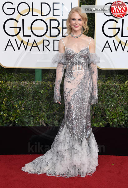 Nicole Kidman - Beverly Hills - 08-01-2017 - Golden Globe 2017: il red carpet va preso di petto