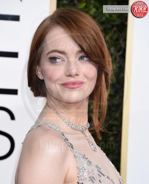 Emma Stone - Beverly Hills - 08-01-2017 - Il cottage vip più vivace? Ovviamente quello di Emma Stone