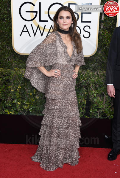 Keri Russell - Beverly Hills - 08-01-2017 - Golden Globe 2017: il red carpet va preso di petto