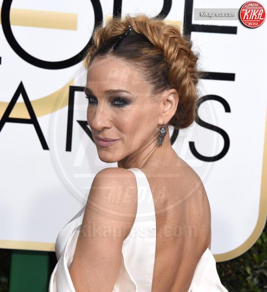 Sarah Jessica Parker - Beverly Hills - 08-01-2017 - Golden Globe 2017, non solo abiti: ecco le acconciature!