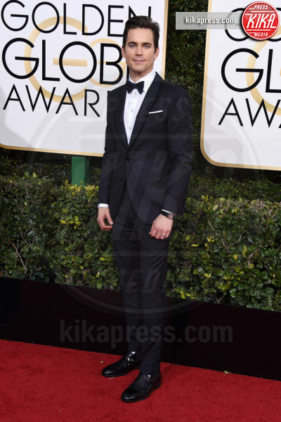 Matt Bomer - Beverly Hills - 08-01-2017 - Golden Globe 2017: gli arrivi sul red carpet