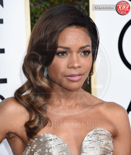 Naomie Harris - Beverly Hills - 08-01-2017 - Golden Globe 2017: gli arrivi sul red carpet