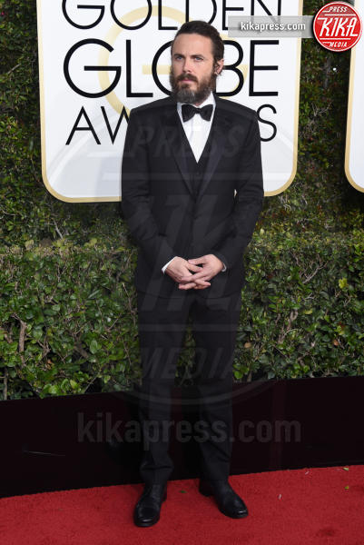 Casey Affleck - Beverly Hills - 08-01-2017 - Golden Globe 2017: gli arrivi sul red carpet