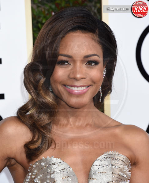 Naomie Harris - Beverly Hills - 08-01-2017 - Golden Globe: Moonlight è il miglior film drammatico