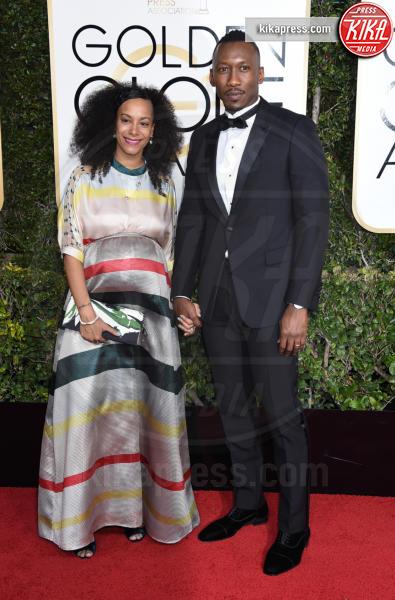 Mahershala Ali - Beverly Hills - 08-01-2017 - Golden Globe: Moonlight è il miglior film drammatico