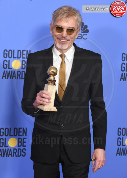 Billy Bob Thornton - Beverly Hills - 08-01-2017 - Golden Globe: è il trionfo di La La Land e del black power