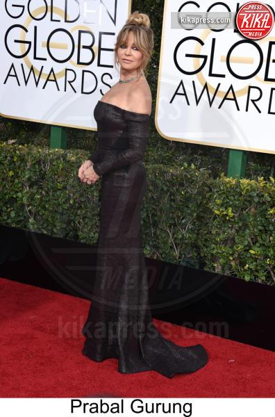 Goldie Hawn - Beverly Hills - 08-01-2017 - Golden Globe 2017: tripudio di colori sul red carpet!