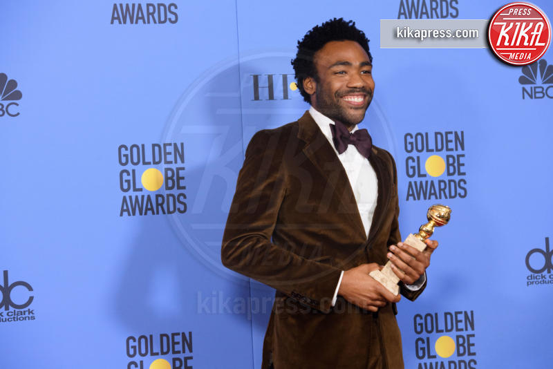 Donald Glover - Los Angeles - 08-01-2017 - Golden Globe: è il trionfo di La La Land e del black power