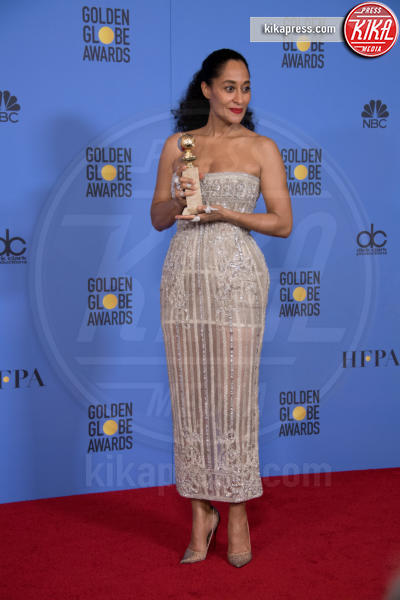 Tracee Ellis Ross - Los Angeles - 08-01-2017 - Golden Globe: è il trionfo di La La Land e del black power
