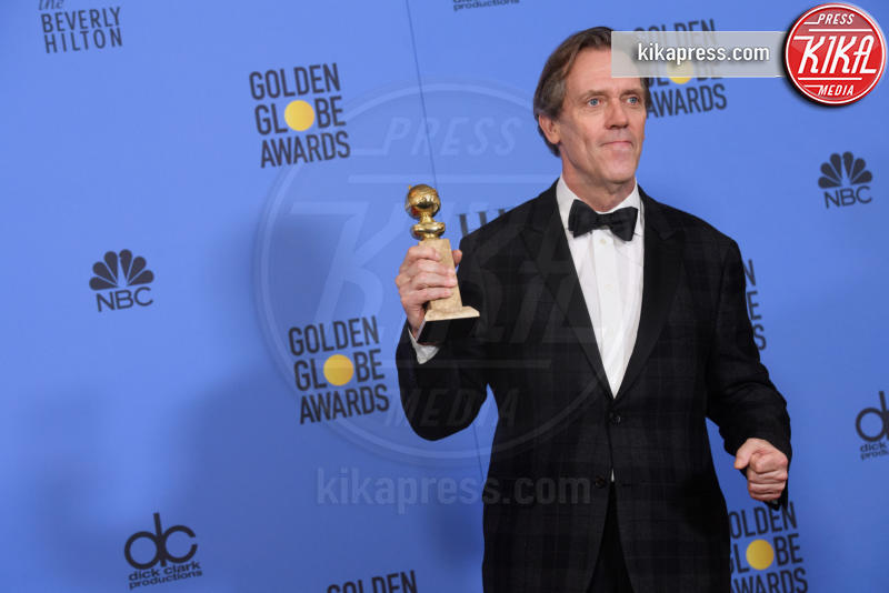 Hugh Laurie - Los Angeles - 08-01-2017 - Golden Globe: è il trionfo di La La Land e del black power