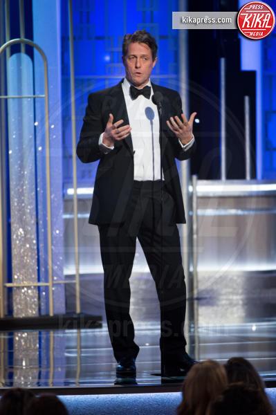 Hugh Grant - Beverly Hills - 08-01-2017 - Golden Globe 2017: le immagini della cerimonia