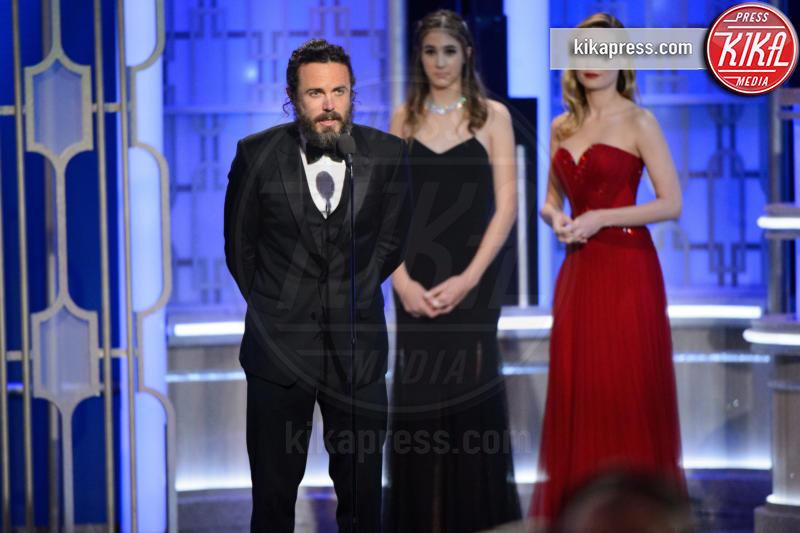 Casey Affleck - Beverly Hills - 08-01-2017 - Golden Globe 2017: le immagini della cerimonia
