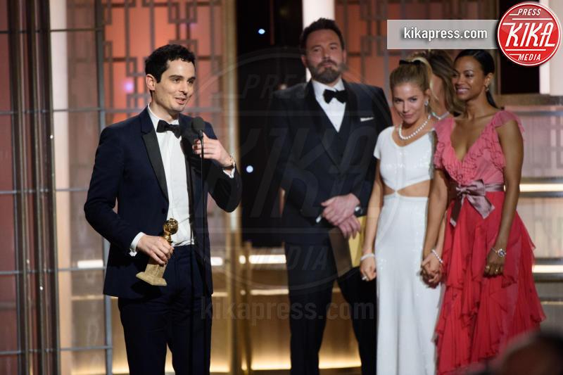Damien Chazelle - Beverly Hills - 08-01-2017 - Golden Globe 2017: le immagini della cerimonia