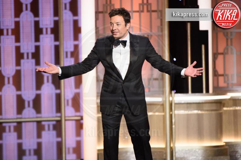 Jimmy Fallon - Beverly Hills - 08-01-2017 - Golden Globe 2017: le immagini della cerimonia