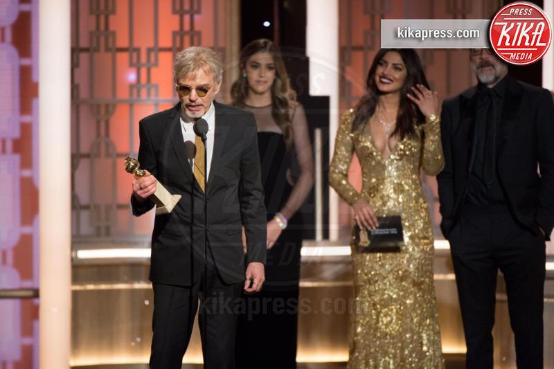 Billy Bob Thornton - Beverly Hills - 08-01-2017 - Golden Globe 2017: le immagini della cerimonia