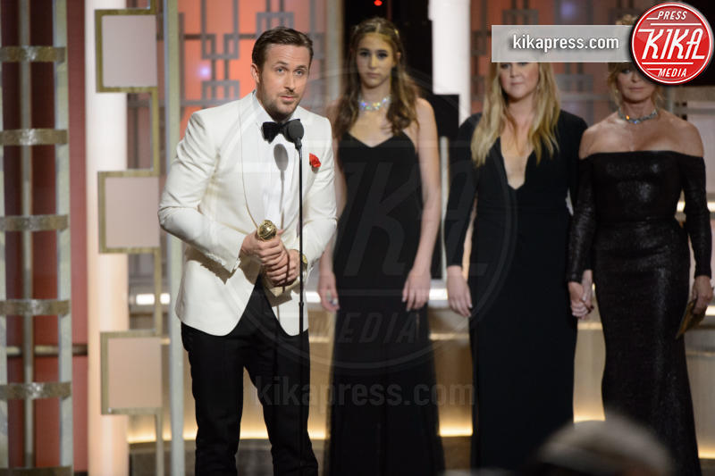 Ryan Gosling - Beverly Hills - 08-01-2017 - Golden Globe: è il trionfo di La La Land e del black power