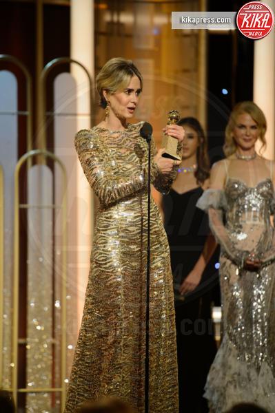 Sarah Paulson - Beverly Hills - 08-01-2017 - Golden Globe 2017: le immagini della cerimonia
