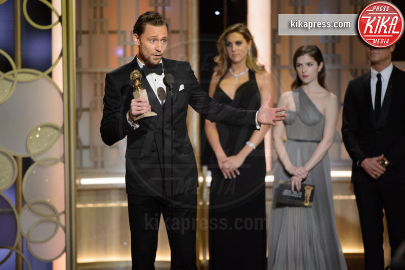 Tom Hiddleston - 08-01-2017 - Golden Globe 2017: le immagini della cerimonia