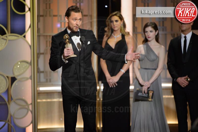 Tom Hiddleston - 08-01-2017 - Golden Globe 2017: le immagini della cerimonia