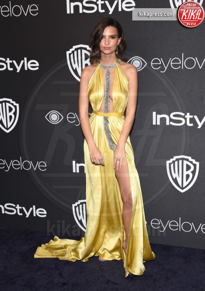 Emily Ratajkowski - Beverly Hills - 08-01-2017 - Il segreto dello spacco sexy di Rosario Dawson