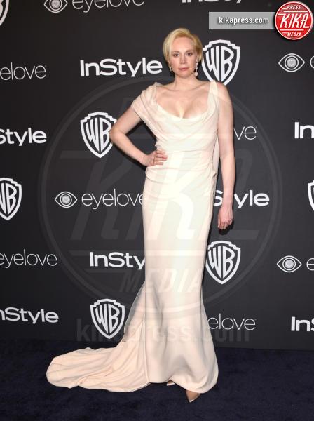Gwendoline Christie - Beverly Hills - 08-01-2017 - Golden Globe 2017: lo spacco dispettoso di Emily Ratajkowsky
