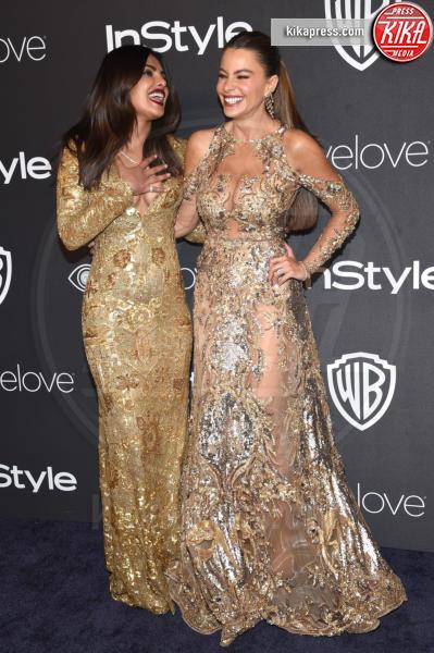 Priyanka Chopra, Sofia Vergara - Beverly Hills - 08-01-2017 - Sofia Vergara nuda e orgogliosa a 45 anni