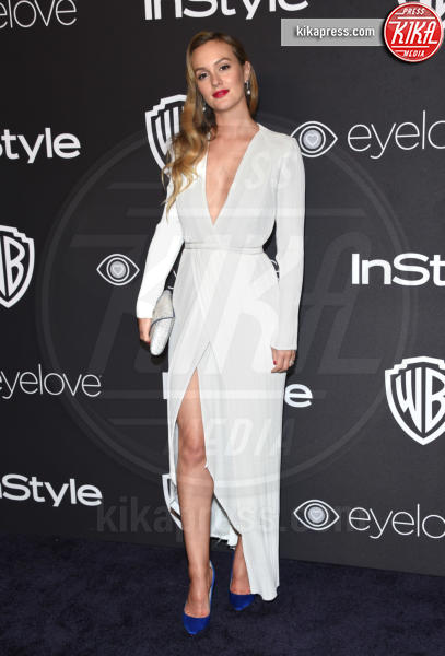 Leighton Meester - Beverly Hills - 08-01-2017 - Golden Globe 2017: lo spacco dispettoso di Emily Ratajkowsky