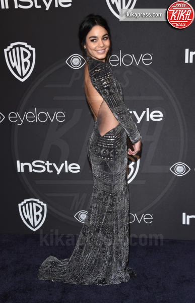 Vanessa Hudgens - Beverly Hills - 08-01-2017 - Golden Globe 2017: lo spacco dispettoso di Emily Ratajkowsky
