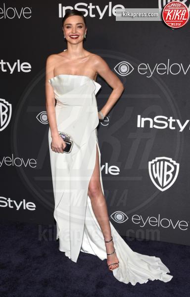 Miranda Kerr - Beverly Hills - 08-01-2017 - Golden Globe 2017: lo spacco dispettoso di Emily Ratajkowsky